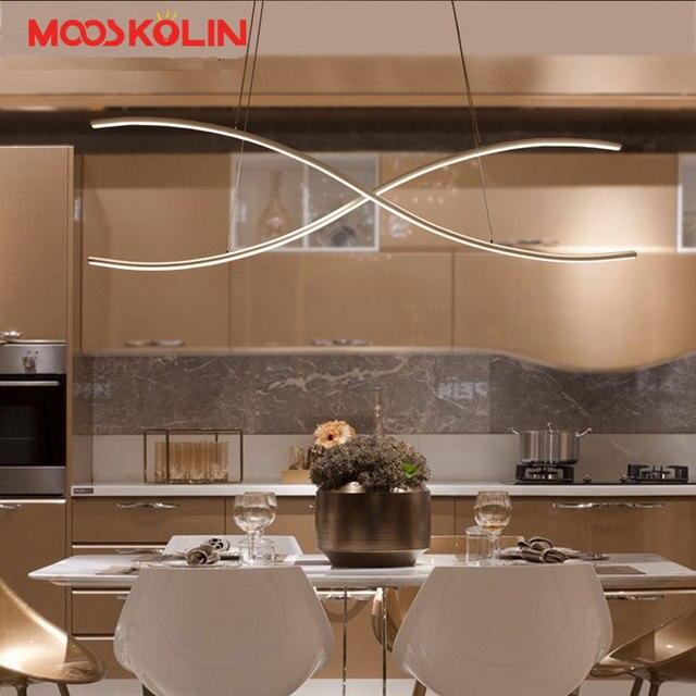 100 CM Neue Moderne Pendelleuchten Küche Bar Wohnzimmer Dinging Raum  Leuchten LED Hängelampe Leuchten Dimmbar Mit