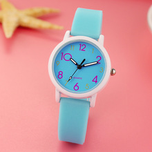 relogio Kids Watch Cute Cartoon Candy Watches Rubber Quartz Clock Best Gift Watch for Children Silicone Sports Hour reloj montre mingrui children fashion sport digital watch kids waterproof silicone watches led watch hour clock gift montre enfant