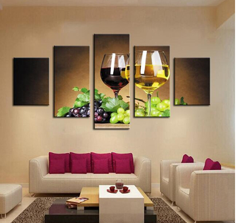 Aliexpress Buy 5 Modern Home Decoration Glass Dining Room