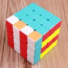 Qiyi Merk Magic Cube 4X4X4 Educatief Speelgoed Voor Kinderen Speed Puzzel Beroep Cubo Magico Kinderen Speelgoed game Qiyuan S 160