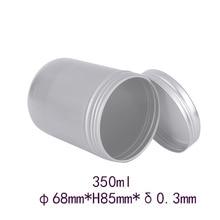 300g 350g aluminium box 65*85mm 350ml