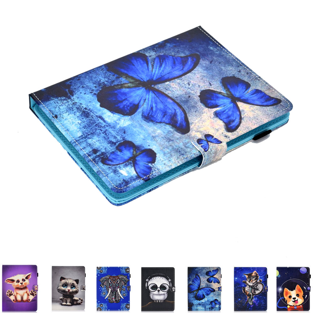PU Leather 7.0 inch Universal Cute Case For Navitel T700 A735 A737 3G 7 Inch Tablet Sleeve Pouch Bags image