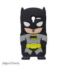 Batman Silicon Case for Alcatel OneTouch (6 Designs)