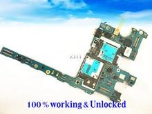 Desbloqueado y Original Versión de LA UE Google Chips de la Placa Base Placa Lógica Placa Madre Para S Nota 2 N7100 Limpio IMEI Envío Gratis