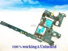 Entsperrt & Original EU Version Google Motherboard Für S Hinweis 2 N7100 Motherboard Chips Logic Board Sauber IMEI Kostenloser Versand