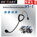 2016 new hot sale motorcycle windproof waterproof monaural monaural Bluetooth 3.0 headset free shipping