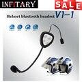 2016 new hot sale motorcycle windproof waterproof monaural monaural Bluetooth 3.0 headset free shipping