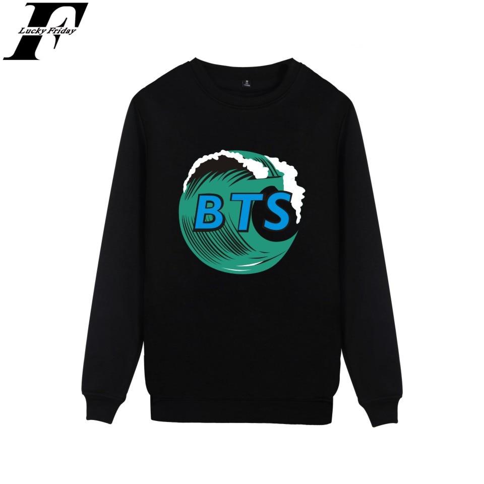 LUCKYFRIDAYF BTS Sweatshirt Winter Warm Cotton Autumn Hoodie Men Sweatshirt Hoodie Creative Design Casual Pullover XXS-4XL