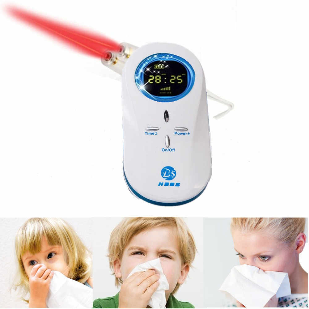 Distributors wanted nasal cavity physical blood cleaner 650nm Semiconductor Low Level Laser Therapy