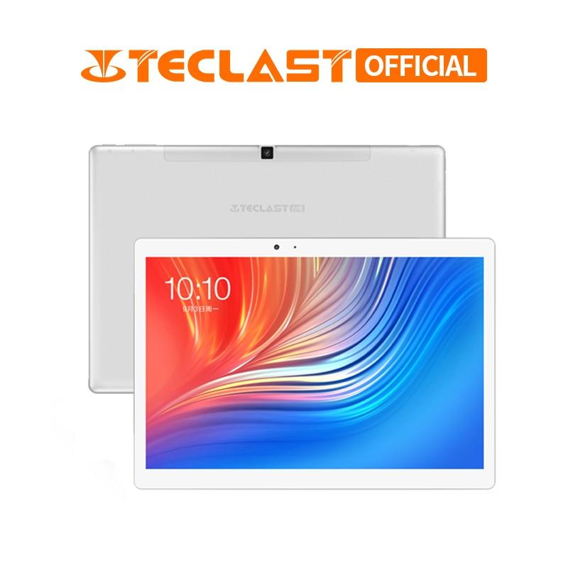 Teclast T20 Tablet PC 10.1 cal 2560*1600 helio X27 MT6797 Deca Core Android 7.0 4GB pamięci RAM 64GB ROM 4G telefon otrzymać telefon zwrotny od 8100mah 13MP