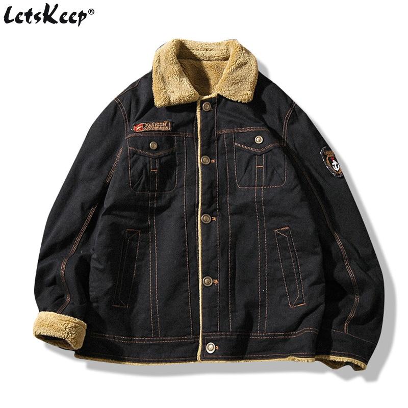 LetsKeep 2017 mens military <font><b>Bomber</b></font> Jacket plus size 4XL 5XL <font><b>black</b></font> winter tactical coats fleece Pilot MA1 jackets men A234