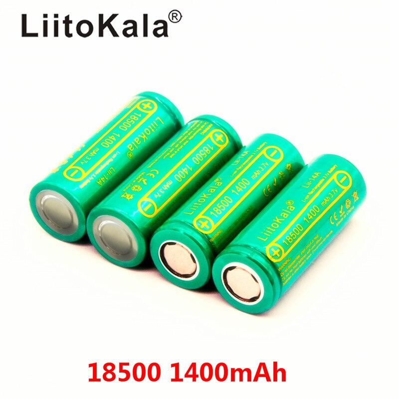 Recarregável Batteies Li-ion Para Lanterna LED
