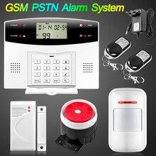 Fuers G2 GSM/PSTN SMS Главная Охранной Безопасности Голос Охранной Сигнализации ЖК-Авто Dialer pir детектор бесплатная доставка