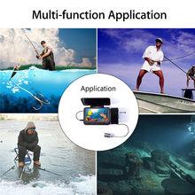 Eyoyo F06 IR Fish Finder Detector Underwater Fishing Camera 4.3″ 15M LCD TFT Monitor Night Vision Waterproof Fix Portable LED