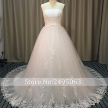 fsuzwel Melice Elegant Boat Neck A-Line Wedding Dress 2019