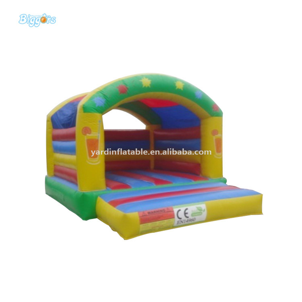 Inflatable Mini Bounce House Castle House Inflatable For Fantasy