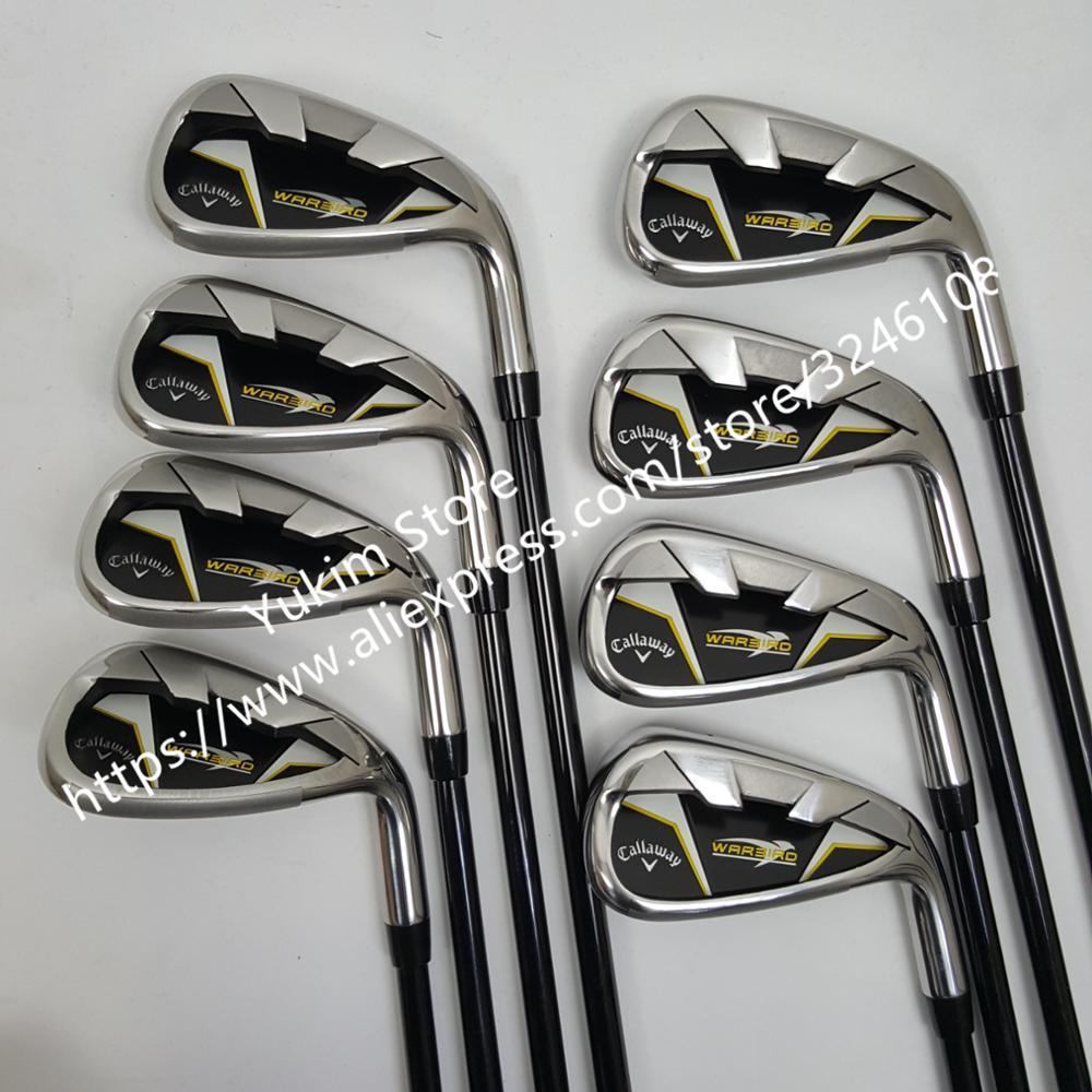 91c8fbc3c014f Acheter Clubs De Golf Warbird 5 Clubs De Golf Set Complet De Tee ...
