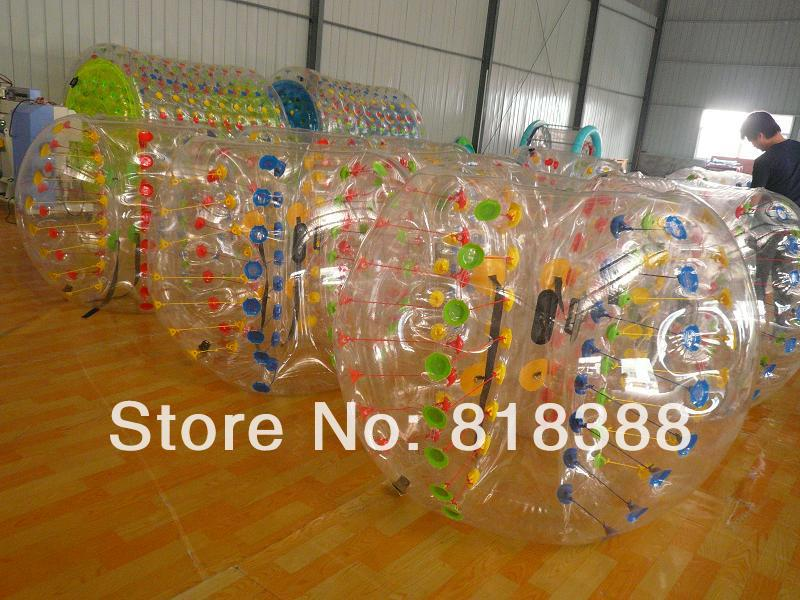 PVC Inflatable Bubble Soccer Football Ball for Children,Zorb Ball, inflatable human hamster ball, Bumper Ball for Kids bumperz bubble football