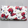 women Deadpool long purse  Lovely wallets DFT-1806