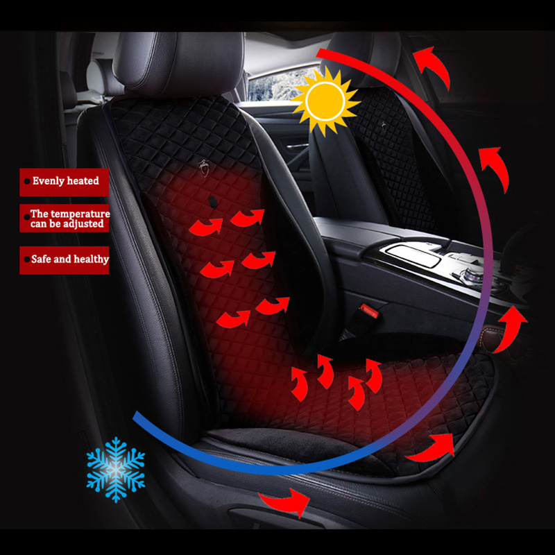 12V/24V winter heating warm functional seat cover, massage seat cushion for Audi c5 c6 c7 A7 A8 A6L Q3 Q5 Q7 S4 A5 A1 B7 A2 A3