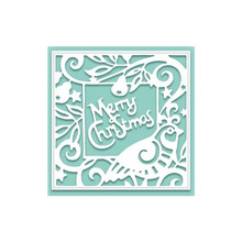 Eastshape Merry Christmas Letters Metal Cutting Dies for DIY Scrapbooking Album Embossing Paper Cards Crafts New Arrival