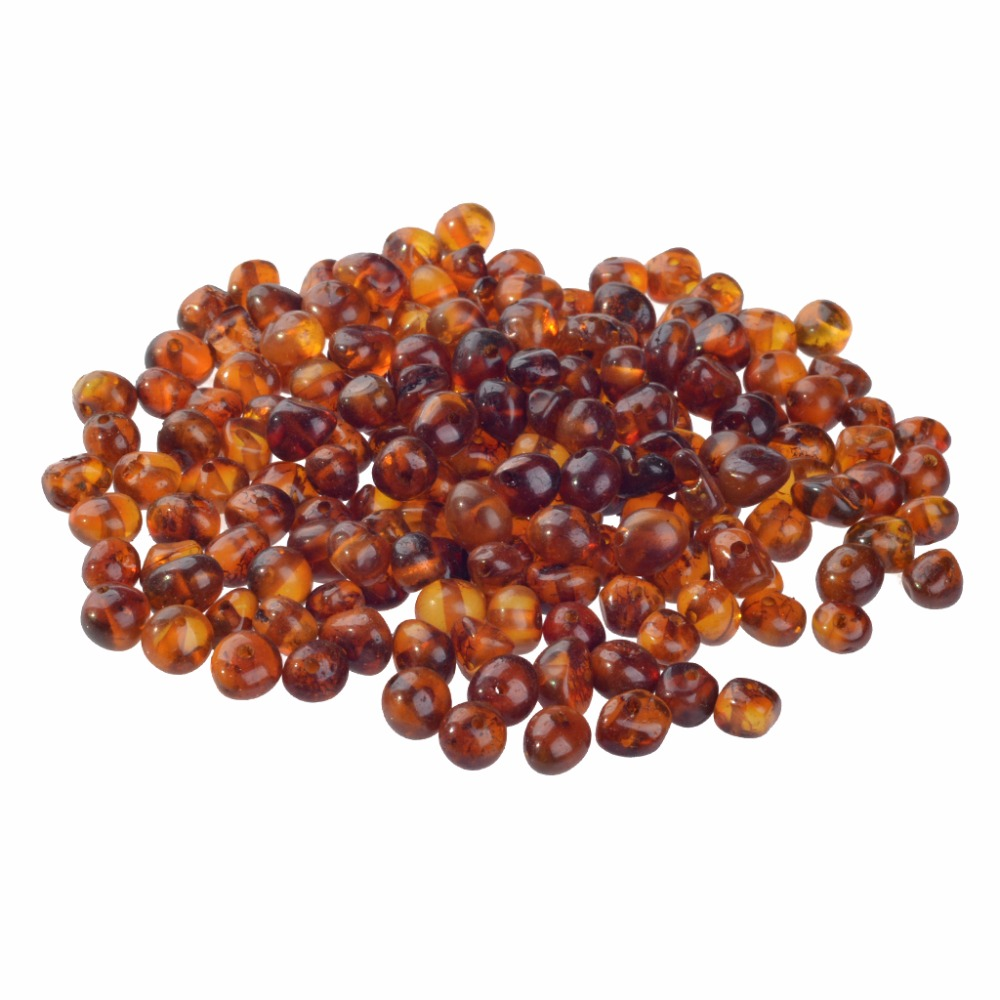 Baltic Amber Beads 5-6mm Width Pre-Drilled Holes for Stringing Jewelry-Bulk DIY Supplies for Making Teething NecklaceBaltic Amber Beads 5-6mm Width Pre-Drilled Holes for Stringing Jewelry-Bulk DIY Supplies for Making Teething Necklace