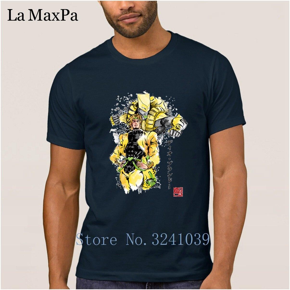 f4868e6a Creature Fashion T-Shirt Short Sleeve 2018 Men's Tshirt Za Warudo T Shirt  Men Cool