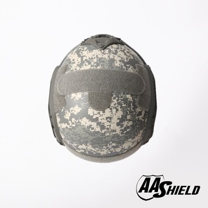 Image 3 - AA Shield Ballistic ACH High Cut Tactical TeijinHelmet Bulletproof FAST Aramid Safety NIJ Level IIIA  Military Army ACU