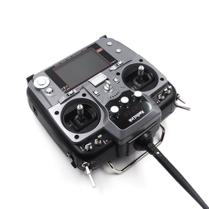 Image 3 - STARTRC Radiolink AT10II 2.4Ghz 10CH RC Transmitter with R12DS Receiver PRM 01 Voltage Module For RC Helicopter Airplane