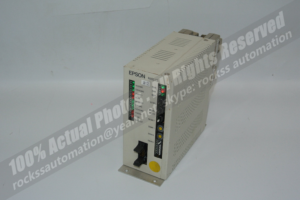 RAIOC-33 Used In Good Condition With Free DHL / EMS bmxp341000 used good in condition with free dhl ems