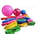 O novo engrossado 20 CM massagem bola inflável balão brinquedos para crianças frete grátis 0249