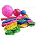 O novo engrossado 20 cm massagem bola balão inflável toys para crianças entrega gratuita