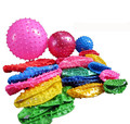 The new thickened 20CM massage ball inflatable balloon toys for children free delivery