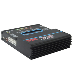Image 4 - شاحن بطارية iMax B6 AC B6AC 80W 6A RC شاحن تفريغ ل 1 6s LiPo/LiFe/Lilon بطارية مع شاشة LCD رقمية