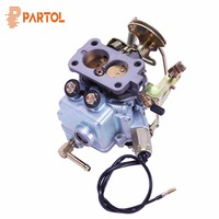 Partol New Car Manual Choke Carburetor Carb Engine Assembly Replacement Parts Auto Carburetor for Nissan A14 engine 1975 1978