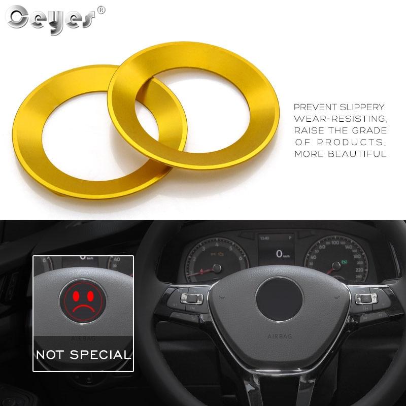 Car steering wheel decoration circle ring sticker for VOLKSWAGEN (21)