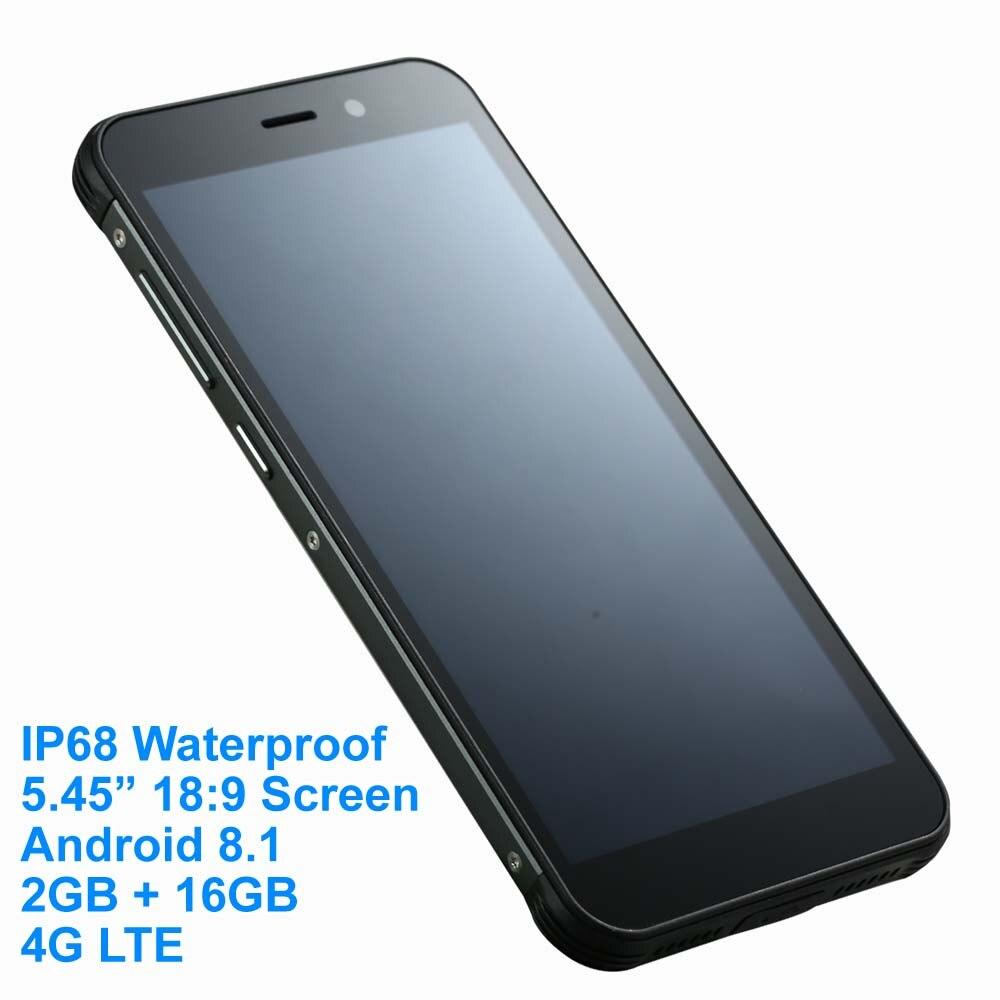 KONKA RE1 5 45 18 9 Screen 4G LTE Phone Android 8 1 IP68 Waterproof Shockproof