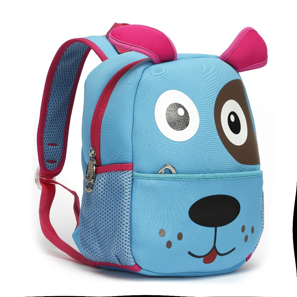 e1a220e6fe9 Children school bags animal backpack kindergarten girls boys kid backpacks  cute cartoon toys dog bag mini student daypack-in School Bags from Luggage    Bags ...