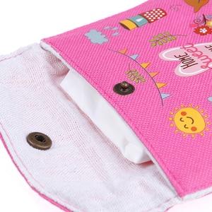 Image 4 - 1PC NEW Sanitary Towel Napkin Pad Tampon Purse Holder Case Bag Organizer Pouch Girls Feminine Hygiene Portable Mini Bag