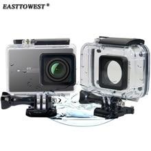 45 м Дайвинг Корпус Yi 4 К Водонепроницаемый Чехол для Xiaomi Yi 2 4 k Действий Камеры