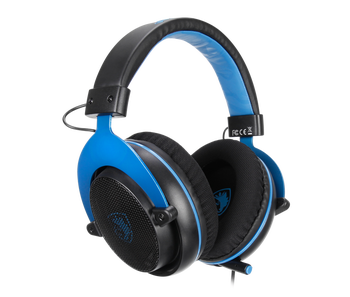 SADES Gaming Headset Headphones 3.5mm Mpower For PC/Laptop/PS4/Xbox One(2015 version)/Mobile/VR/Nintendo Switch 5