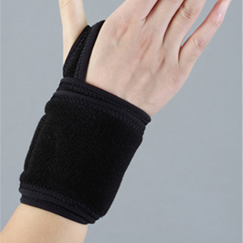 New Carpal Tunnel Medical Wrist Support with aluminum plate Brace Support Pads Sprain Forearm Splint Band Strap Protector Safe