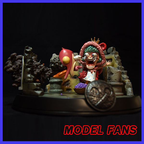 MODEL FANS IN-STOCK LBS 23cm one piece SD Sugar GK resin made for Collection Handicrafts