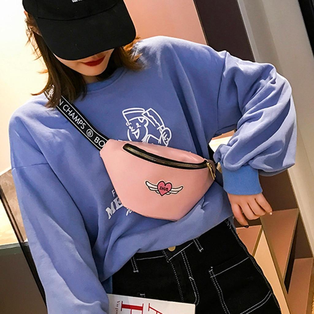 Confident Fabags For Women 2019 Shion Handbag Messenger Bag Sport Chest Bag Pockets Shoulder Bag Waist Packs Crossbody Bags For Women Comfortable Feel Bridal & Wedding Party Jewelry