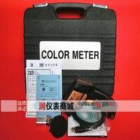 لون اختلاف اللون متر مضوائية متر اللون محلل المحمولة متر (lcd)-في محاور الجهاز من أدوات على
