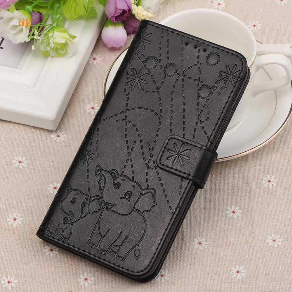 30pcs PU Leather Flip Wallet Case for Samsung Galaxy A3 2017 A320 A5 2017 A520 Phone Cover Elephant Fireworks Case Book  Shell