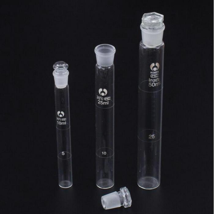 12PCS/LOT 25ml Nessler tube with stopper dia20 colorimetric tube for labortary lab 25mlx12 colorimetric organic glass nessler tube rack 12 pieces 25ml glass colorimetric tube