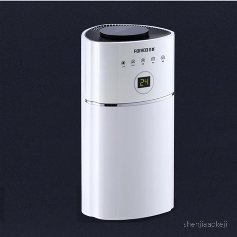 DS01A-01 2.4L Digital Air Dehumidifier Anion UV Low Energy Air Purify For Home Wardrobe Bathroom /Living room 24-hour timing 1pcDS01A-01 2.4L Digital Air Dehumidifier Anion UV Low Energy Air Purify For Home Wardrobe Bathroom /Living room 24-hour timing 1pc