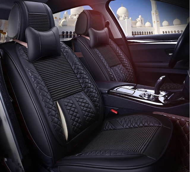 Full Set Car Seat Covers For Ford Escape 2018 2013 Comfortable Breathable