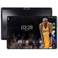 Бесплатная доставка, планшет на Android, планшет 10 дюймов, IPS 10 ядер, 4 Гб ОЗУ 64 Гб ПЗУ, две sim-карты, LTD, телефонный звонок, 10,1
